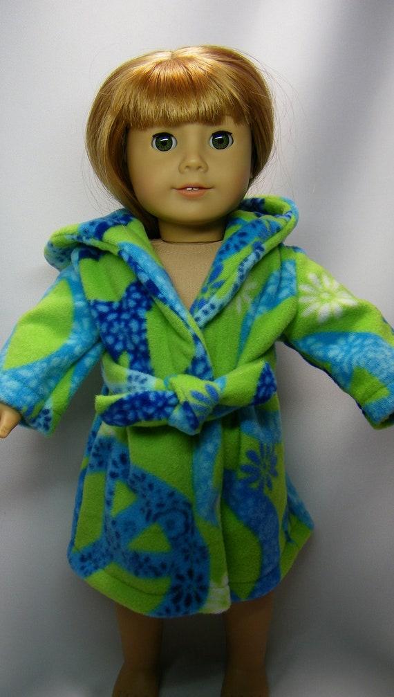 American girl doll peace robe