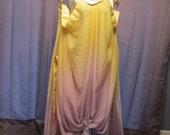 Padme Amidala Pastel Rainbow Gown Custom Costume