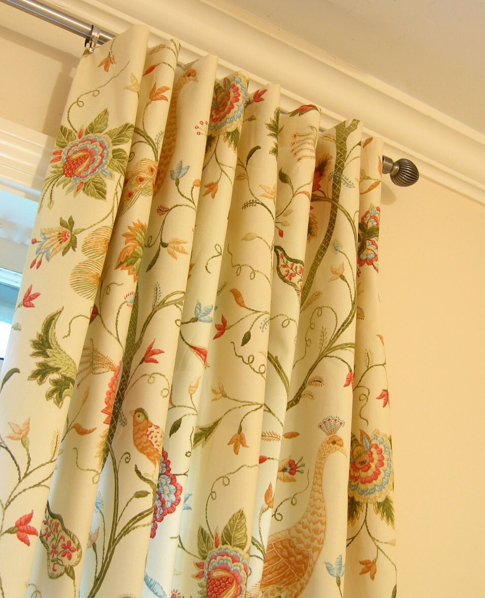 Bedroom Curtains Blackout Lining