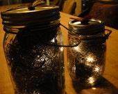 """Firefly Latern-Battery Operated 5""""  Mason Jar"""