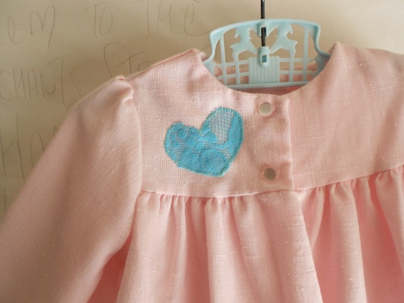Fall Girl Coat Pink - 2T