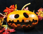 Halloween  Spooky Gourd Decoration Trick or Treat