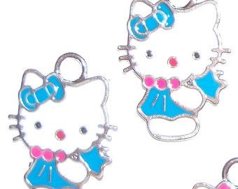 Hello Kitty Charm Pendants