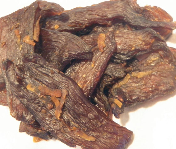 Spicy Coconut Ginger Chicken Jerky - 2 oz.
