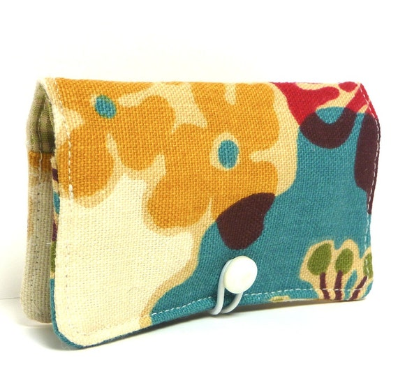 Fabric Business, Gift, Credit Card Holder VISION