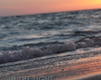 READY To SHIP - Florida Sunset 6 - Treasure Island FL - Fine Art Photograpy - 8x10, 11x14, other sizes available - fPOE