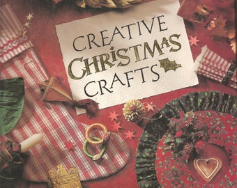 Creative Christmas Crafts by Paul Forrester, 1993