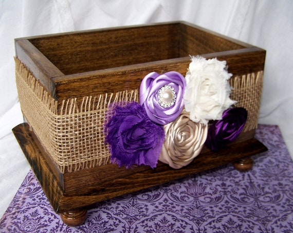 Items Similar To Wedding Card BOX