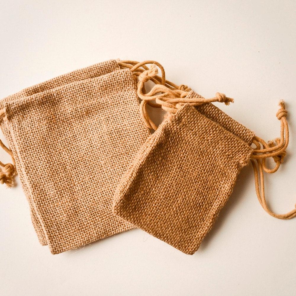 60 burlap bags 3x5 jute natural drawstring by for 60 burlap
