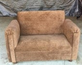 Child Upholstered Love Seat