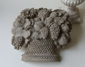 cement fruit basket tile