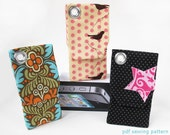 Smartphone Case immediate download of PDF SEWING PATTERN - iPhone 5