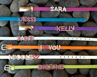 Slider Bracelet