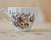 Flowery Teacup