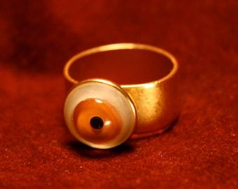 Disturbing Ocular Ring