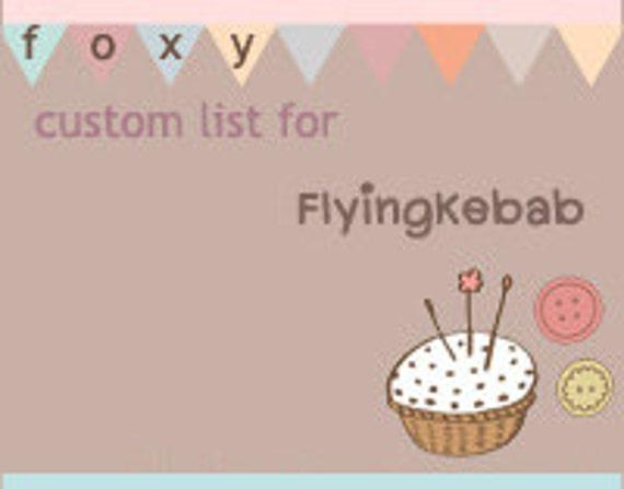 Custom list for  FlyingKebab
