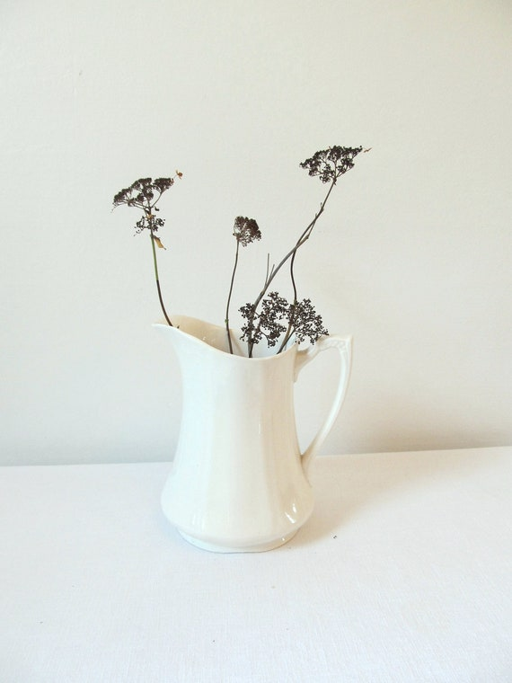 Lovely Antique Pitcher