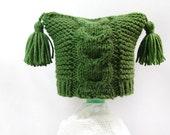 Knitting pattern for baby hat, Baby Newborn to Children 0-24 month in PDF n30
