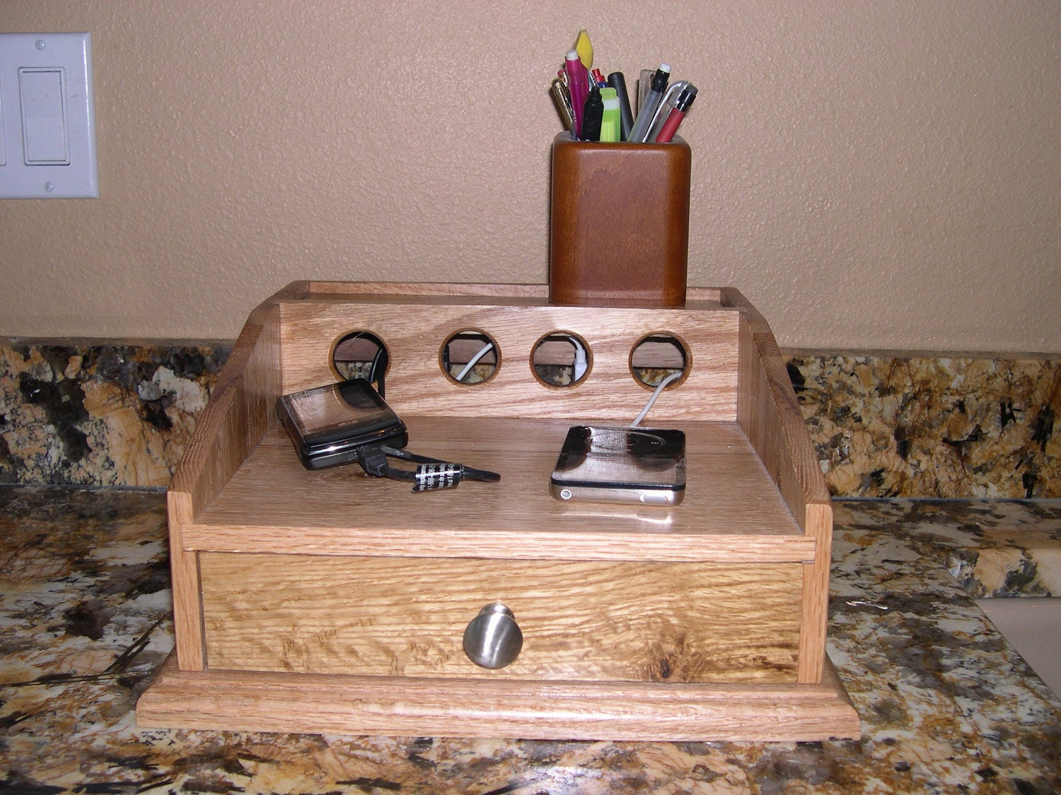 Pdf plans cell phone charging station plans download diy Diy cell phone charging station