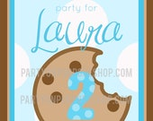 Reserved For Laura - Cookies and Milk - Custom Party Package