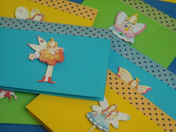 Fairy Cards (Set of 6)