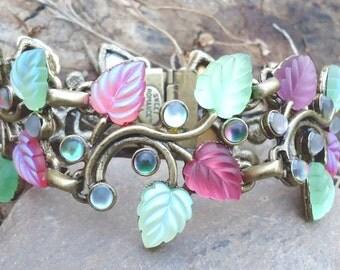 Whimsical Vine Bracelet