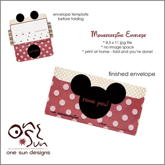 Sassy image intended for disney printable envelopes