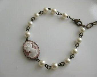 Miss Pettigrew Inspired Bracelet