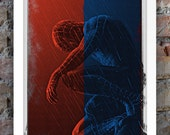 The Amazing Spiderman Print A3