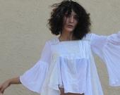 movie boy white gypsy poet's artisan tunic