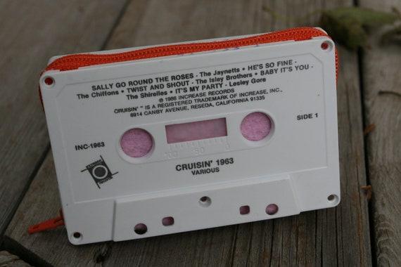 Cruisin' 1963 Various- cassette tape wallet
