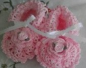 Ruffles and Pink Roses