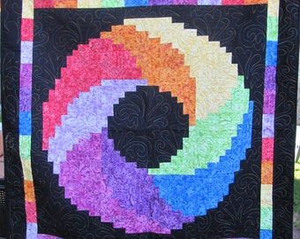 My Black Hole Quilt