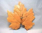 Autumn Splendor Clock