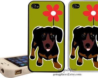 Dachshund iPhone Case for iphone 6, 5, 5c, 4 and 4s