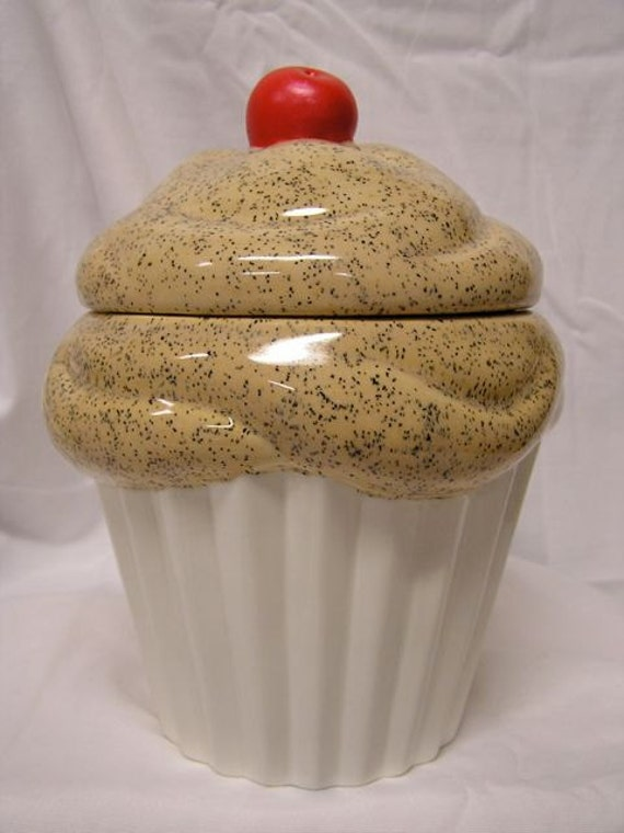Mocha Crunch Cupcake Jar