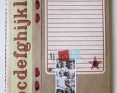 TUTORIAL - Easy Peasy Pamphlet Bound Books and Journals
