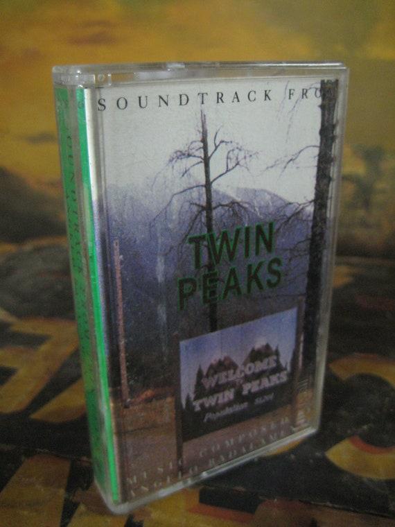 Twin Peaks Soundtrack Cassette