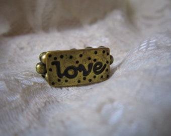 Elastic Love Ring