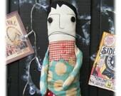 Edward Crisp - Rag Doll, Soft Toy Zombie