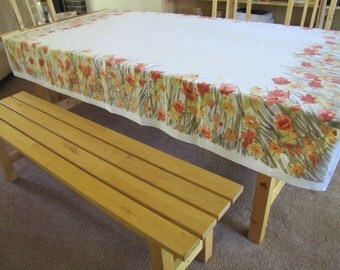 Vera Neumann Tablecloth - All Cotton
