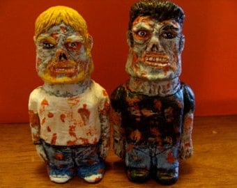 Zombies S/P shakers(standard Size)*Made To Order*
