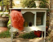 Cottage Hoosier Top/Bookcase