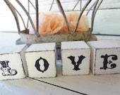 mini love blocks