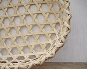 Shaker Cheese Basket - Handwoven