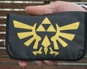 Zelda Hylian Triforce Crest (Special Black Ed.) Nintendo New 3DS/3DS XL/LL Case