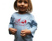 SHARE THE ROAD Toddler Long Sleeve Tee (2t, 4t)