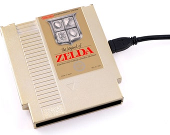NES Hard Drive - The Legend of Zelda  USB 3.0