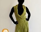 Summer pistachio coat