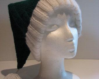 Short Stocking Cap - Green
